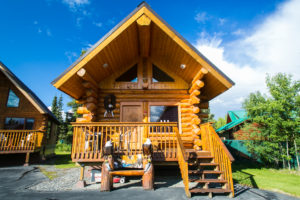 The Eagle Nest Cabin