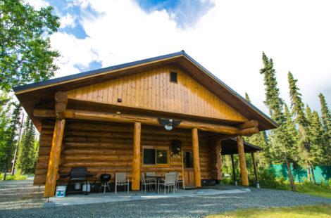 The Eagle Tree Cabin