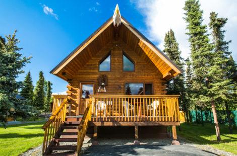 The Eagle Perch Cabin
