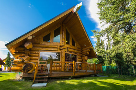 The Eagle View Cabin